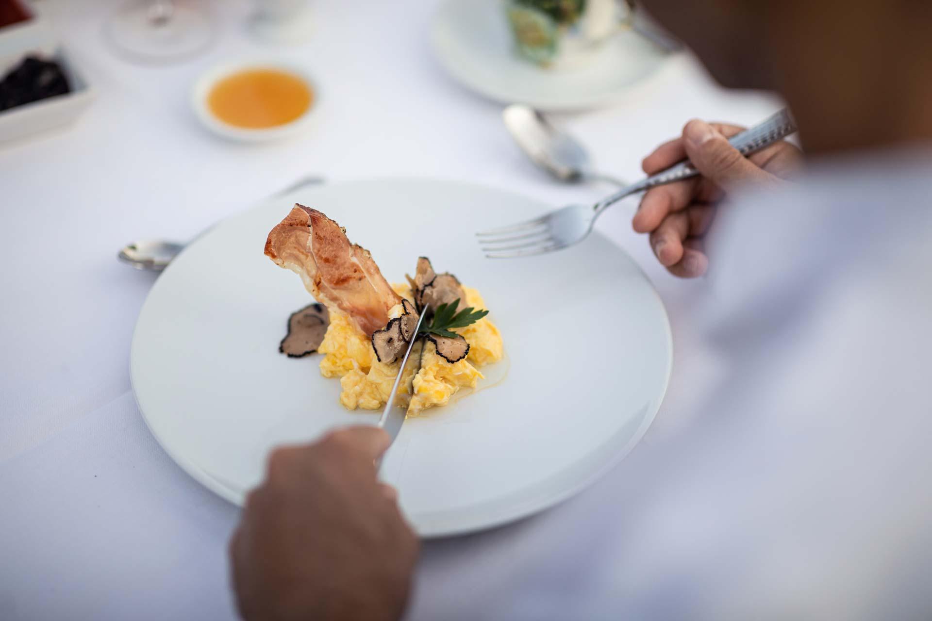 Colazione In Alto Adige Al Lago Di Caldaro Nel Parc Hotel Am See