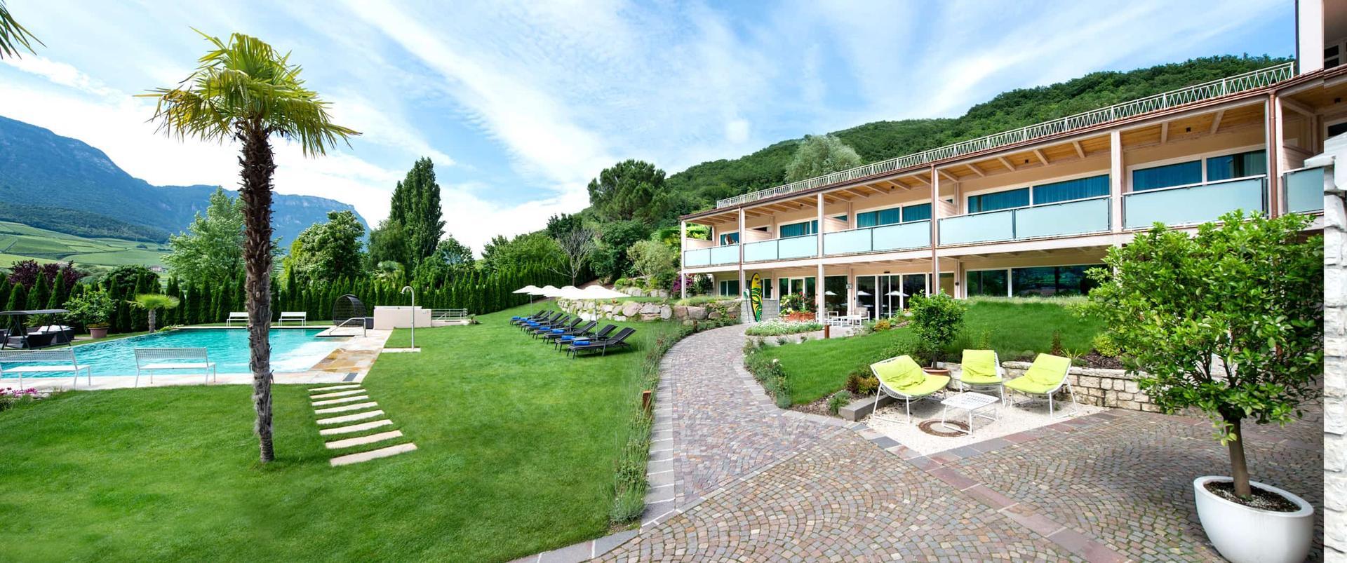Kalterer See Hotel Halbpension